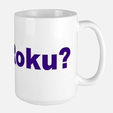 Got Roku? Large Mug
