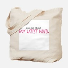 My New Novel Tote Bag