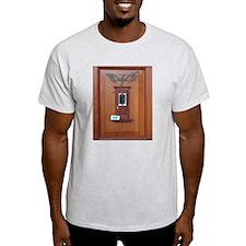 UFO World Tour Shirts Ash Grey T-Shirt