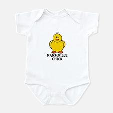 Farmville Chick Infant Bodysuit