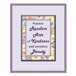 Random Acts Small Poster