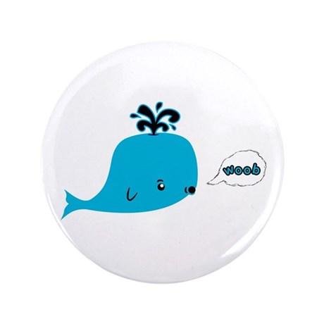 """Woob Whale 3.5"""" Button"""
