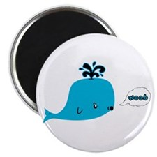 Woob Whale Magnet