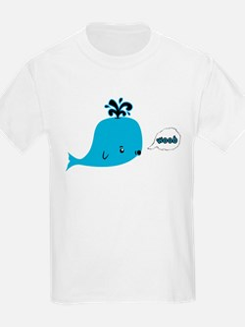 Woob Whale T-Shirt