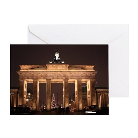 Berlin Greeting Card