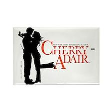 Cherry Adair Lovers Rectangle Magnet