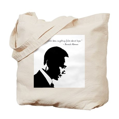 Obama - Hope Tote Bag