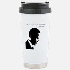 Obama - Hope Stainless Steel Travel Mug