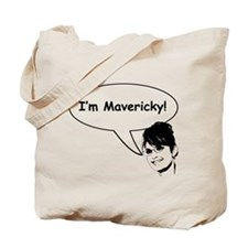 Mavericky Tote Bag