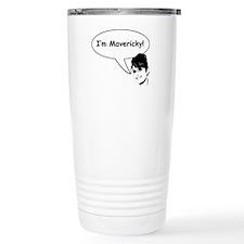 Mavericky Travel Mug