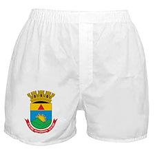 Belo Horizonte Coat of Arms Boxer Shorts