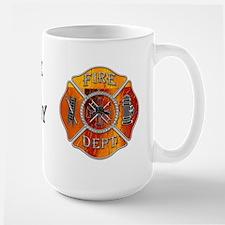Laceville Fire Department Mug