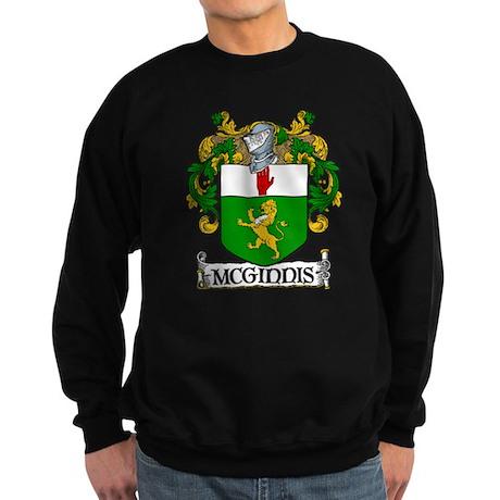 McGinnis Coat of Arms Sweatshirt (dark)