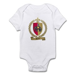 GUEDRY Acadian Crest Infant Creeper