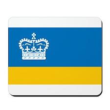 Regina Flag Mousepad