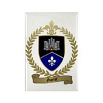 GUERET Family Crest Rectangle Magnet (100 pack)