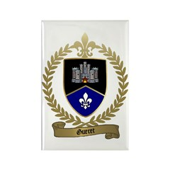 GUERET Family Crest Rectangle Magnet (100 pack)