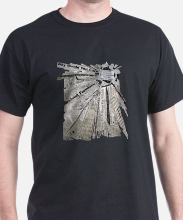 Radial Explosion T-Shirt