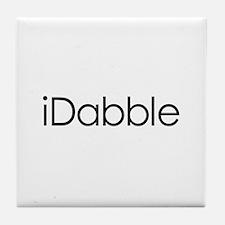 iDabble Tile Coaster