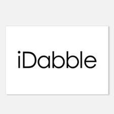 iDabble Postcards (Package of 8)