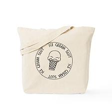 Ice Cream Slut Tote Bag