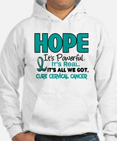 HOPE Cervical Cancer 1 Hoodie