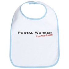 Postal Worker / Dream! Bib