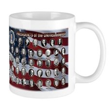 United States Presidents Mug