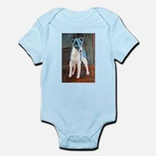 Smooth Fox Terrier Infant Creeper