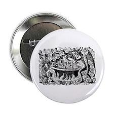 """Diablito Rojo 2.25"""" Button (100 pack)"""