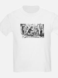 Patinadores Calaveras T-Shirt