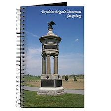 Excelsior Brigade Monument Journal
