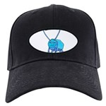 Betty the Beetle Black Cap