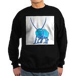 Betty the Beetle Sweatshirt (dark)