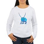 Betty the Beetle Women's Long Sleeve T-Shirt