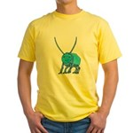 Betty the Beetle Yellow T-Shirt