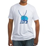 Betty the Beetle Fitted T-Shirt