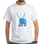 Betty the Beetle White T-Shirt