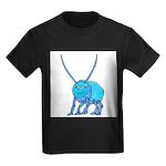Betty the Beetle Kids Dark T-Shirt