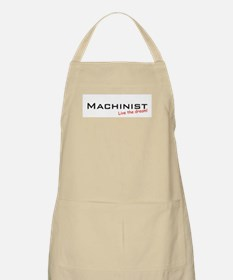 Machinist / Dream! BBQ Apron