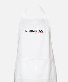 Librarian / Dream! BBQ Apron