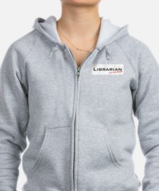 Librarian / Dream! Zip Hoodie