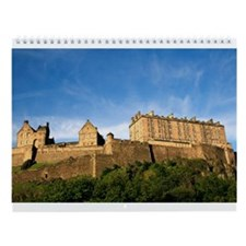 Scottish Thistle Wall Calendar