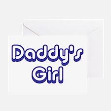 Daddy's Girl Greeting Card
