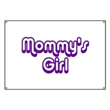 Mommy's Girl Banner