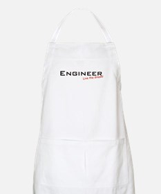 Engineer / Dream! BBQ Apron