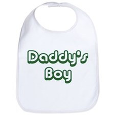 Daddy's Boy Bib