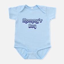 Mommy's Boy Infant Bodysuit