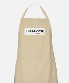 Banker / Dream! BBQ Apron