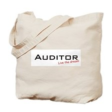 Auditor / Dream! Tote Bag